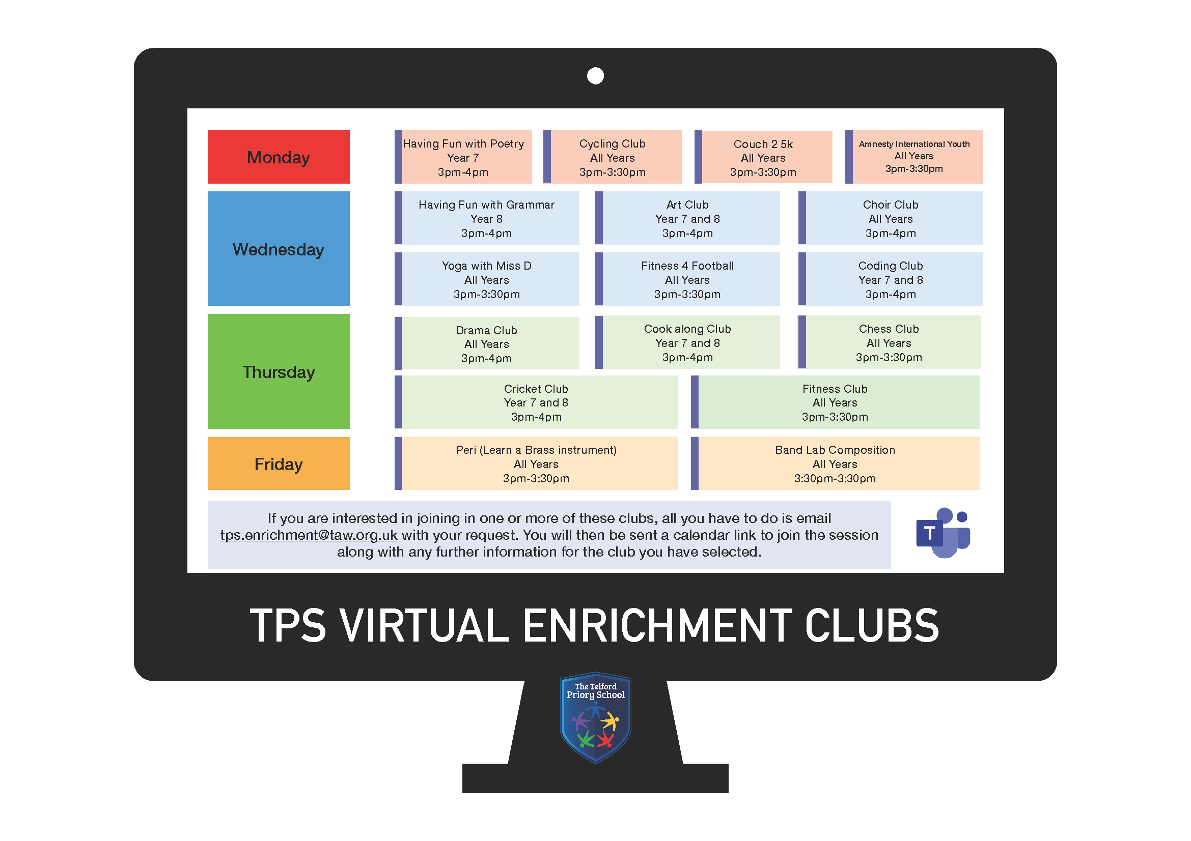 TPS_Virtual_Enrichment_Clubs